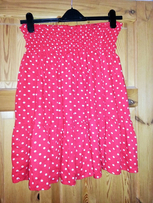 polka dot dress alteration (4)